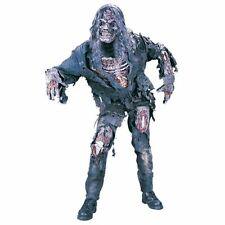 New Complete Zombie+ Mask Adult Halloween Fancy Dress Horror Costume Mens Outfit