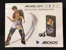 Archos 104 Mp3 Player, Rare, 4Gb *New*