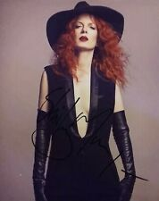 Shirley Manson - Garbage -  signed 8x10