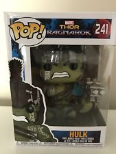 Funko Pop Marvel: Thor Ragnarok - Hulk Vinyl Bobble-Head Item No. 13773