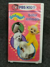 VHS Teletubbies - Baby Animals (VHS, 2001)