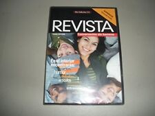 Revista Conversacion Sin Barreras Film Collection DVD with Instructor Supersite