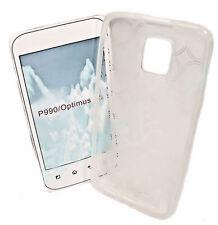Silikon TPU Handy Cover Case Hülle Schutz für LG P990 Optimus Speed  in Foggy