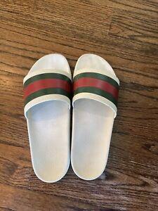 Men's Gucci slides size 11
