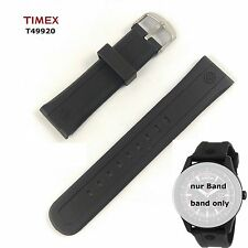 Timex Ersatzarmband T49920 Expedition Camper - PU Band - Camper Modelle 22mm