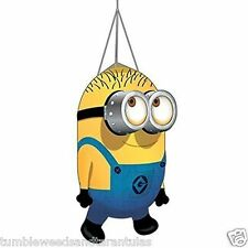 Windsock Kite Tail Despicable Me Minion Phil + Free Metal Swivel Hook
