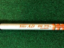 Graphite Design Tour AD Di75 Stiff Hybrid golf shaft- Great Pull from 17 degree!