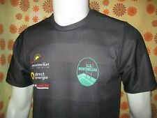 Ancien MAILLOT de RUGBY JICEGA UNION SPORTIVE US MONTMELIAN TM Jersey Shirt XV