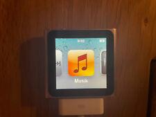 Apple iPod nano 6. Generation Silber (16GB)