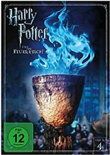Harry Potter and the Goblet of Fire DVD NEW + Foil