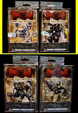 Wizkids MechWarrior Fire For Effect Booster Pack  Lot of 4 Factory Sealed  2003