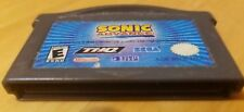 Game Boy Advance - Sonic Advance - AUTHENTIC and TESTED!