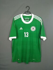 Germany Jersey 2012 2013 Away XL Shirt Adidas Football Soccer X21412 ig93