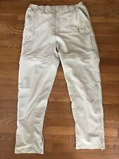 World Wide Sportsman Convertible Men Pants Pre-owned Size 34