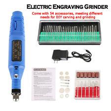 55St Elektrische Mini Grinder Carving für Metall Holz Glas Gravur Stift Werkzeug