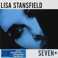 Seven Lisa Stansfield 2014 UK Deluxe Edition 2 CD Set