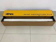 "Genuine XPEL Ultimate Plus Paint Protection Film PPF Clear Bra bulk 24"" by foot"