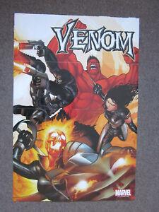 Marvel Comics Venom Circle Of Four Red Hulk Marvel Comics Superhero Poster 36x24
