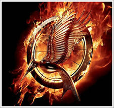The Hunger Games Pin Brooch Catching Fire Prop Replica Badge for Cosplay Costume