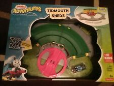 Nuevo Fisher-Price FBC74 Thomas & Friends Adventures Tidmouth Sheds Playset