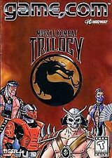 Mortal Kombat Trilogy (Game.Com, 1998)