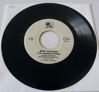 Ricky Leonardo Orq Voltaje Usted Conoce / La Bola ALGAR A 593 VG+ 45 RPM #755