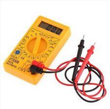 Tester Digitale Multimetro Elettrico Dt830b Materiale Multi Funzione Puntali dfh