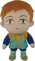 **Legit** Seven Deadly Sins 8'' Authentic Anime Plush Sin of Sloth King #52216