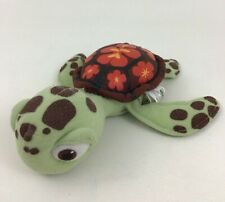 "Finding Nemo Squirt Turtle 9"" Plush Stuffed Animal Disney Pixar Original 2002"