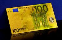 """★★ EUROPE : BILLET POLYMER  """" OR """" DU BILLET DE 100 EUROS ★ B064"""