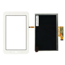 Samsung Galaxy Tab E Lite 7.0 sm-T113 LCD Screen Display +digitizer glass white