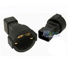 UPS/PDU Power Lead IEC 320 C20 Male to CEE 7/7 European Female Power Adapter
