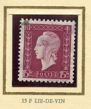 STAMP /  TIMBRE FRANCE OBLITERE MARIANNE DE DULAC N° 699