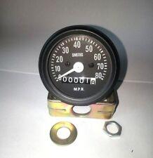 BSA Bantam C15 B40 Ariel Arrow & Leader Replacement Speedometer black