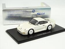 Spark 1/43 - Porsche 959 Gruppe B Blanche