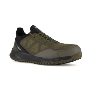Reebok Men's All Terrain Trail Running Steel Toe Sage Work Shoes RB4092