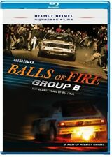 WRC 1983-1986 RIDING BALLS OF FIRE GROUP B The Wildest Years of Rallying BLU-RAY