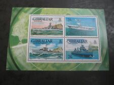 GIBRALTAR 1993 WW2 Battleships (1st) SG 694 MNH