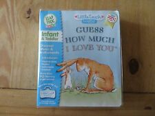 Baby Little Touch LeapPad - Guess How Much I Love You Cartridge & Book