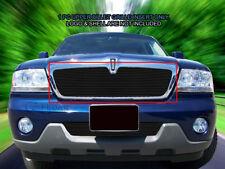 Black Billet Grille Upper Insert For Lincoln Aviator 2003 2004 2005(Fits: Lincoln Aviator)