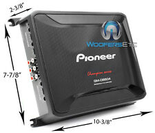 PIONEER GM-D8604 4CH CHAMPION 1200W COMPONENT SPEAKERS TWEETERS AMPLIFIER NEW