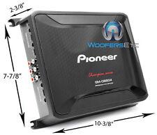 PIONEER GM-D8604 4CH CHAMPION 1200W COMPONENT SPEAKERS TWEETERS AMPLIFIER NEW