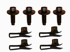 79-93 MUSTANG HOOD HINGE TO HOOD BOLT AND NUT 8 PC KIT