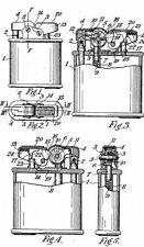 Ancien briquet/lighter: Ronson,Mylflam,Thorens..1916-80