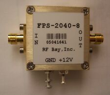 Frequency Divider 8.0GHz Div 2040,FPS-2040-8, New,SMA