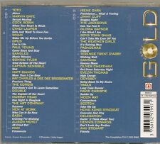 2 CDS COMPIL 40 TITRES--MASTER GOLD 80--WHAN/TOTO/GAYE/LAUPER/OPUS/CARA/SANTANA