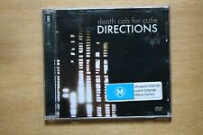 Death Cab For Cutie – Directions - Rock, Indie Rock, 2006 (Box C97)