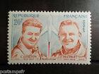 FRANCE, 1959, timbre 1213, GOUJON ROZANOFF, AVION neuf**, VF MNH CELEBRITY