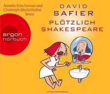 Plötzlich Shakespeare (Hörbestseller) von Safier, David