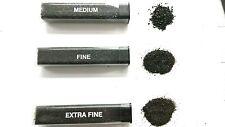 Black Beauty Abrasives Sandblast Abrasives 25Lbs Xfine, Fine, Med Grades